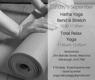 Hatha Yoga Bend & Stretch