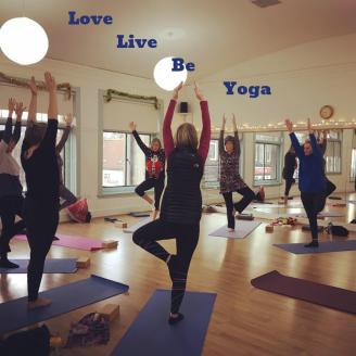 live yoga